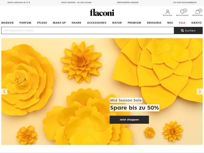 Flaconi.de